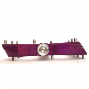 SBO Pedal purple