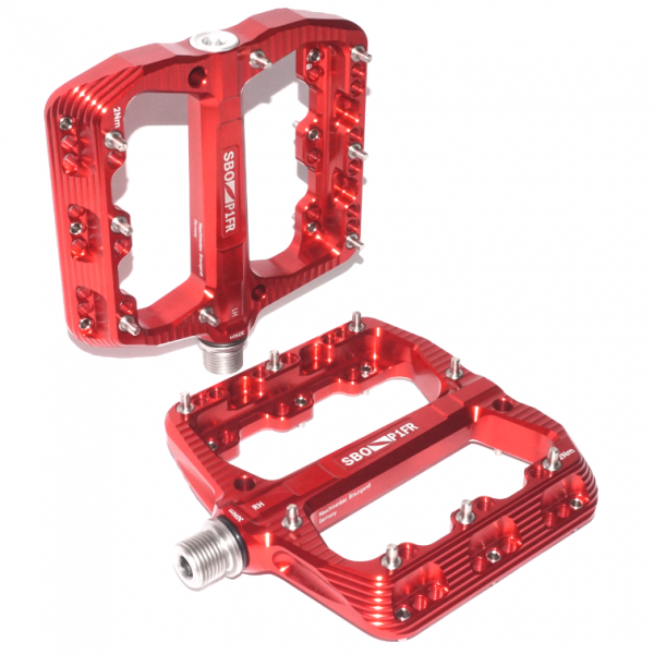 SBO Pedal red